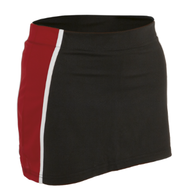 Girls Little Heath Panelled Skort